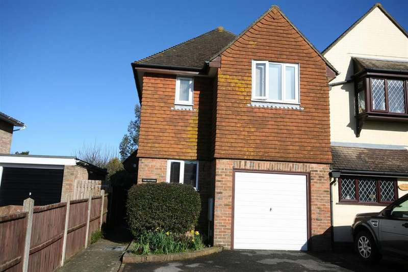 3 Bedrooms Semi Detached House for sale in Upper Station Road, Henfield