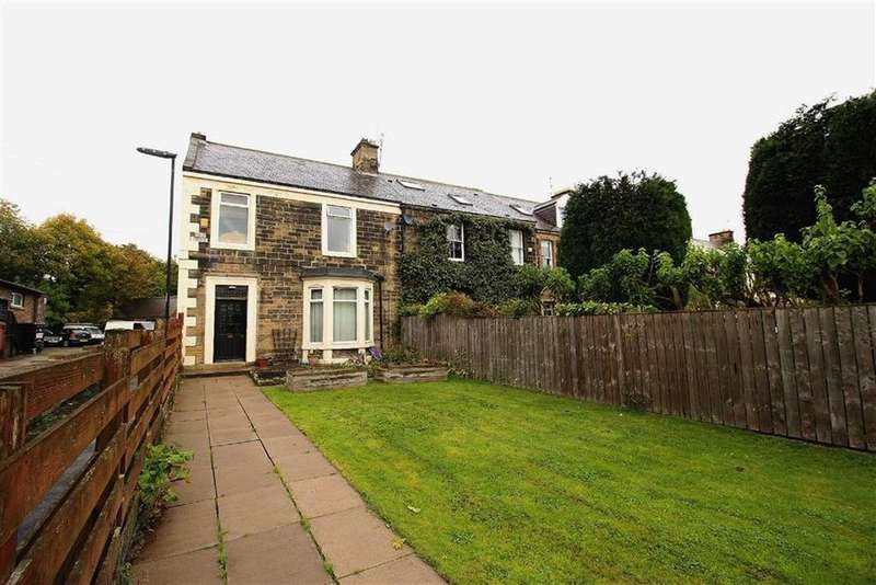 3 Bedrooms End Of Terrace House for sale in Percy Terrace, Newcastle Upon Tyne, NE3