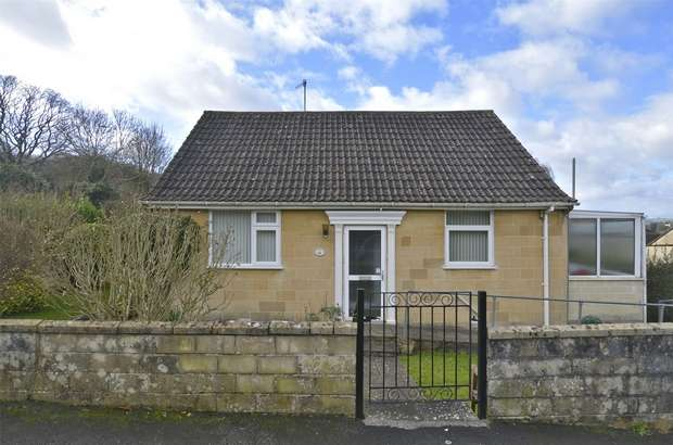 2 Bedrooms Semi Detached Bungalow for sale in 79 Holcombe Close, Bathampton, Bath