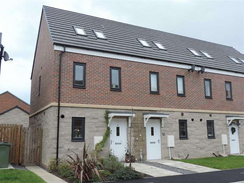 3 Bedrooms Town House for sale in King Oswald Drive, Blaydon-on-tyne, Tyne And Wear