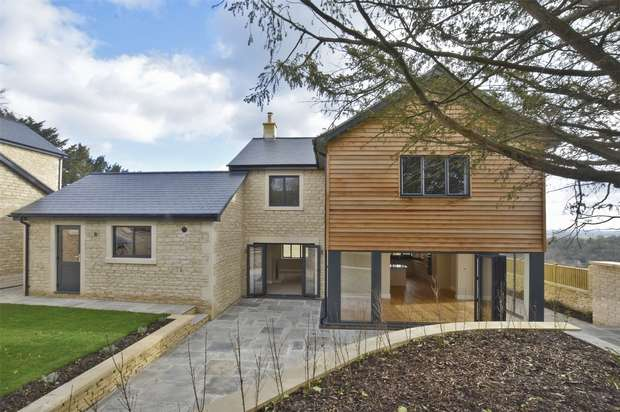 4 Bedrooms Detached House for sale in 3 Timbrell View, Budbury Close, Bradford on Avon, Wiltshire