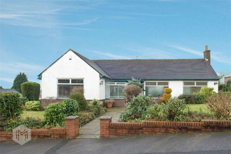 3 Bedrooms Detached Bungalow for sale in Crompton Road, Lostock, Bolton, Lancashire