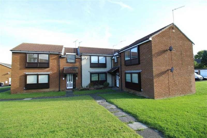 1 Bedroom Flat for sale in Ebchester Court, Newcastle Upon Tyne, NE3