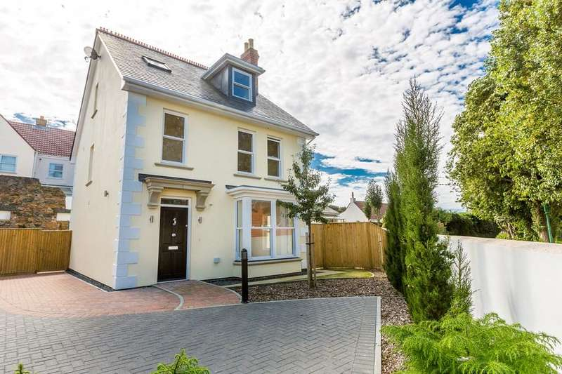 4 Bedrooms Detached House for sale in Collings Road, St. Peter Port, Guernsey
