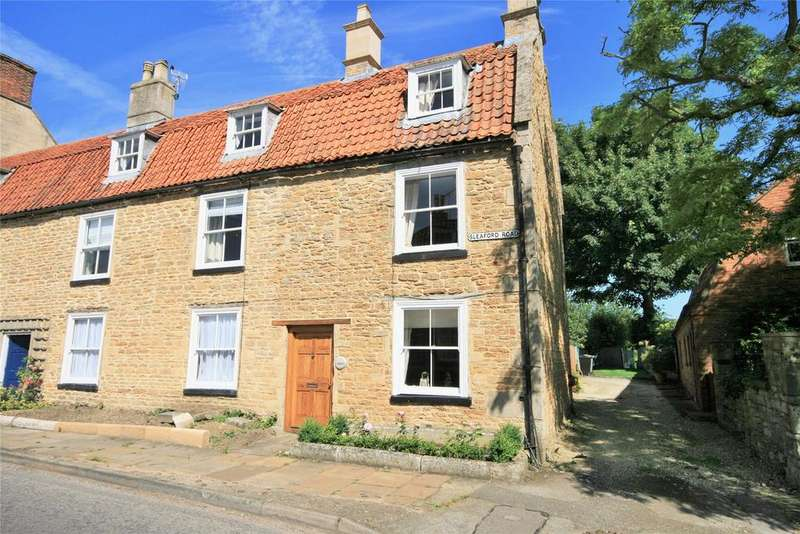 2 Bedrooms End Of Terrace House for sale in Sleaford Road, Folkingham, NG34