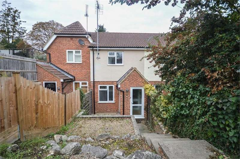 2 Bedrooms Terraced House for sale in Hadham Road, BISHOP'S STORTFORD, Hertfordshire