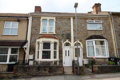 House for sale in Moravian Road, Bristol, Somerset