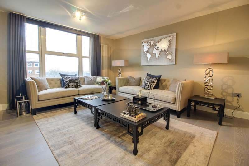 3 Bedrooms Apartment Flat for sale in Boydell Court, St Johns Wood, NW8