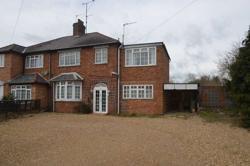 3 Bedrooms Semi Detached House for sale in New Bradwell