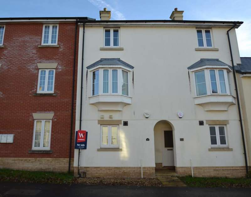 4 Bedrooms Terraced House for sale in Westaway Heights, Barnstaple