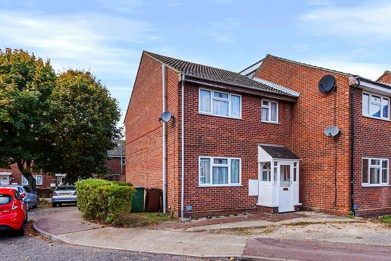 3 Bedrooms End Of Terrace House for sale in Dale Close, South Ockendon