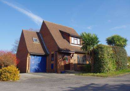 3 Bedrooms Detached House for sale in North Baddesley, Southampton, Hampshire