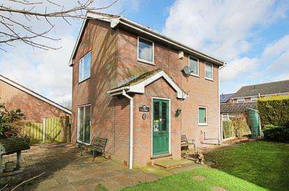 2 Bedrooms Detached House for sale in Dale View Close, Lower Pilsley, Chesterfield, Derbyshire