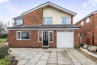 4 Bedrooms Detached House for sale in Longfield, Formby, Liverpool, Merseyside, L37