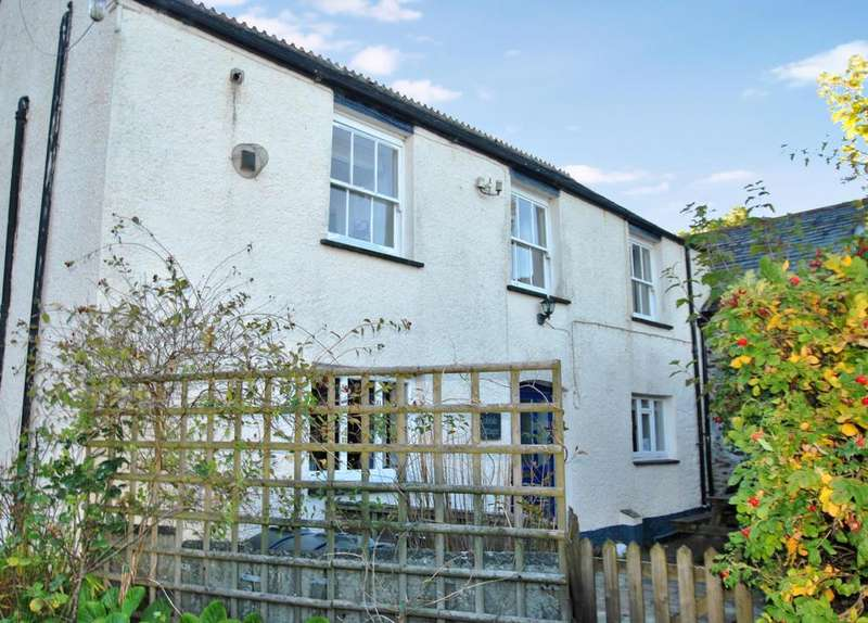 2 Bedrooms Semi Detached House for sale in St. Gennys, Bude