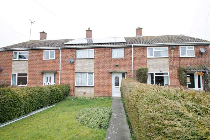 3 Bedrooms Terraced House for sale in Herron Ave, Thrapston