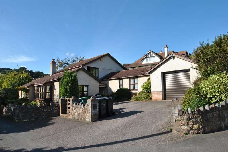 4 Bedrooms Bungalow for sale in The Ball, Minehead