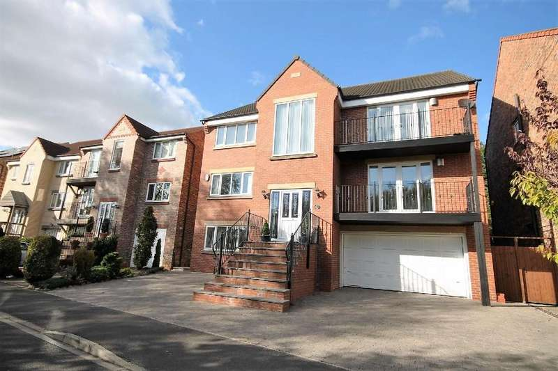 6 Bedrooms Detached House for sale in Greens Valley Drive, Hartburn