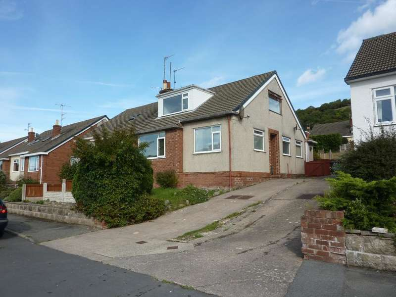 4 Bedrooms Bungalow for sale in Crafnant Road, Rhos on Sea, COLWYN BAY, LL28 4SS