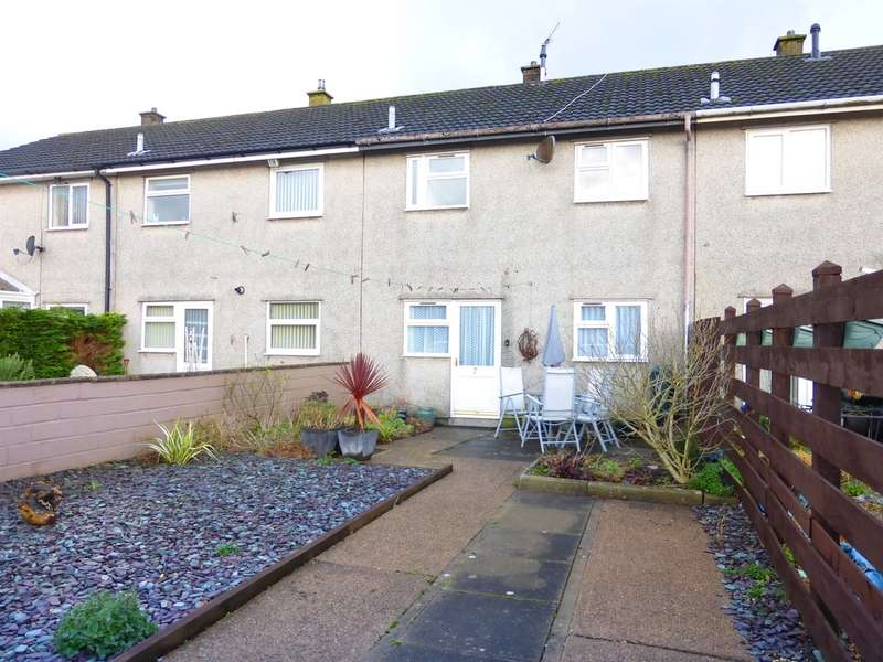 2 Bedrooms Terraced House for sale in Clos Guto, CAERPHILLY