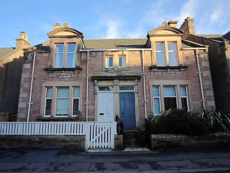 2 Bedrooms Flat for sale in 12 Attadale Road, Inverness, IV3 5QH