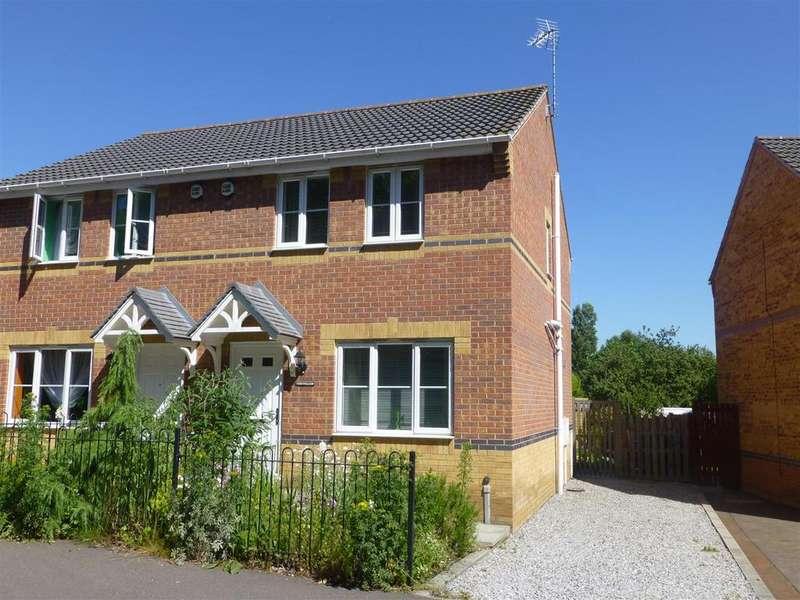 3 Bedrooms Semi Detached House for sale in Manton Villas, Worksop