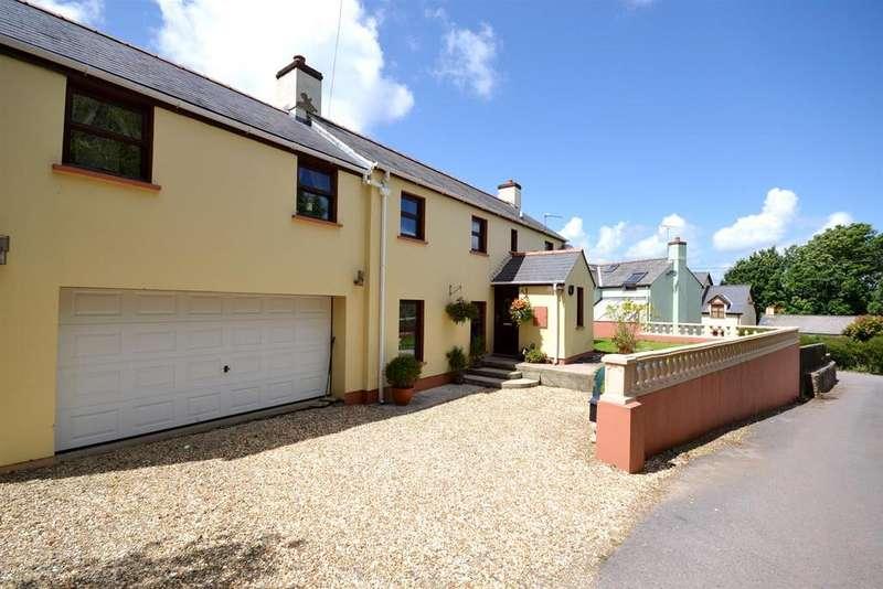 4 Bedrooms Detached House for sale in Upper Nash, Pembroke