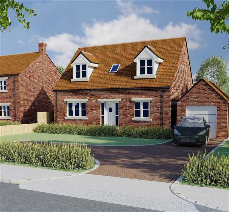3 Bedrooms Detached House for sale in Main Street, Main Street, Templars Garth, Beeford, East Yorkshire
