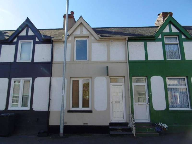 2 Bedrooms Terraced House for sale in 6 Madoc Terrace, Conwy, LL32 8NA