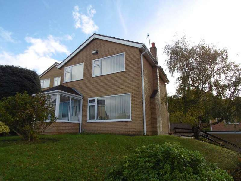 3 Bedrooms Detached House for sale in 2 Tan Benarth, Conwy, LL32 8NW