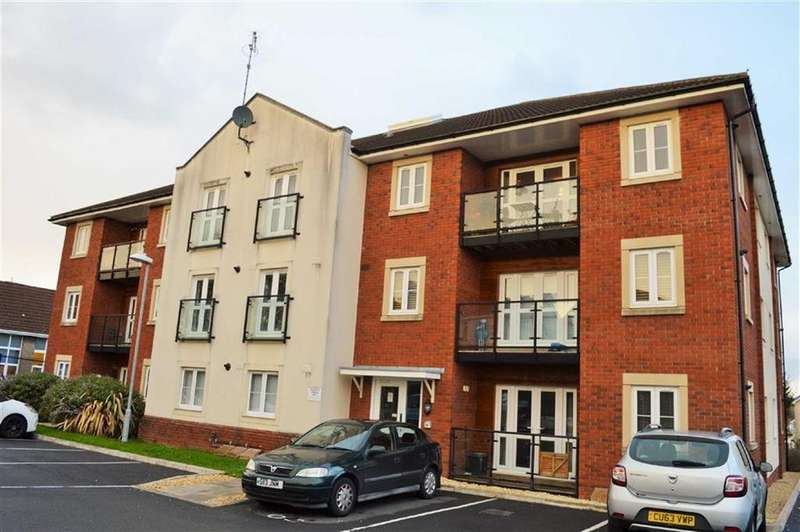 2 Bedrooms Apartment Flat for sale in Heol Cae Ty Newydd, Swansea, SA4