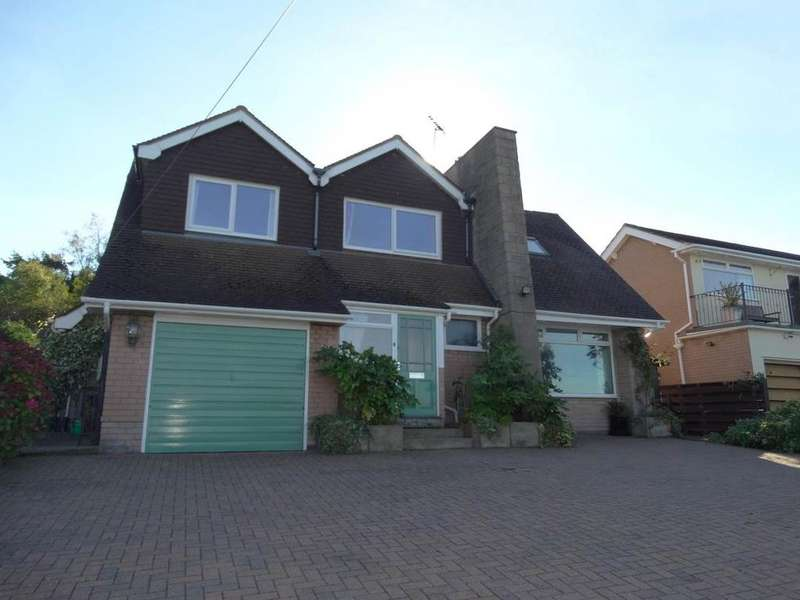 3 Bedrooms Detached House for sale in 47 Pen Y Bryn Road, Upper Colwyn Bay, LL29 6AG