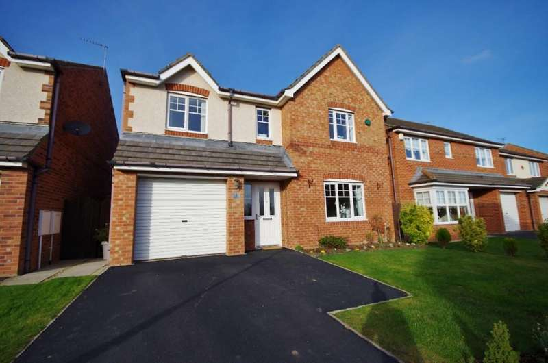 4 Bedrooms Detached House for sale in Stirling Close, The Broadway, SR4