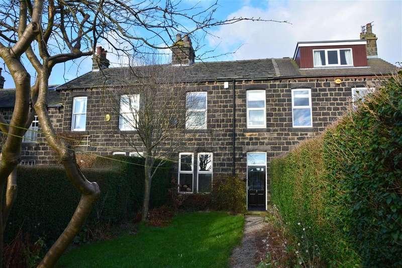 3 Bedrooms Terraced House for sale in Victoria Terrace, Yeadon, Leeds