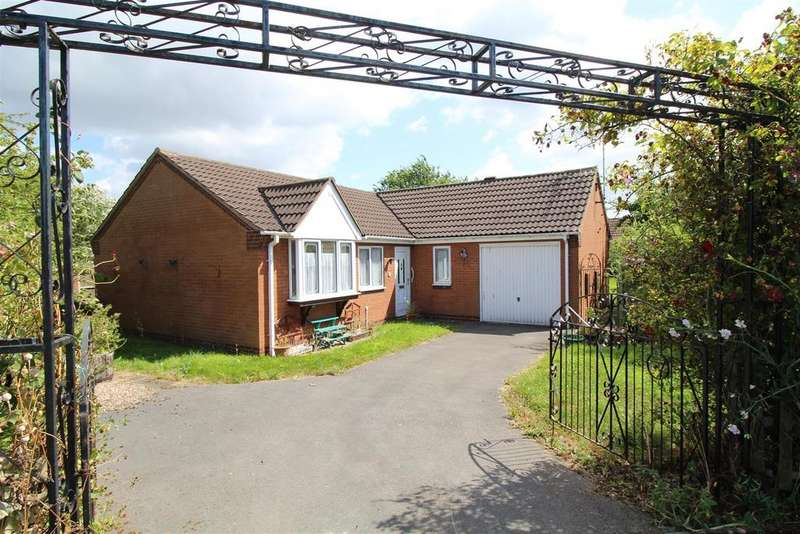 3 Bedrooms Detached Bungalow for sale in St. Annes View, Worksop