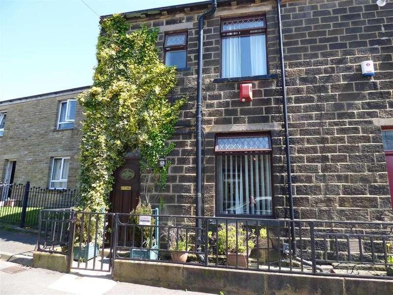 2 Bedrooms Semi Detached House for sale in Croft Street, Wibsey, Bradford, BD6 1LU