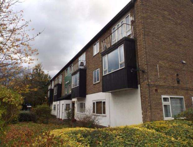 1 Bedroom Apartment Flat for sale in Hilltop Court Wilmslow Road, Manchester, M14