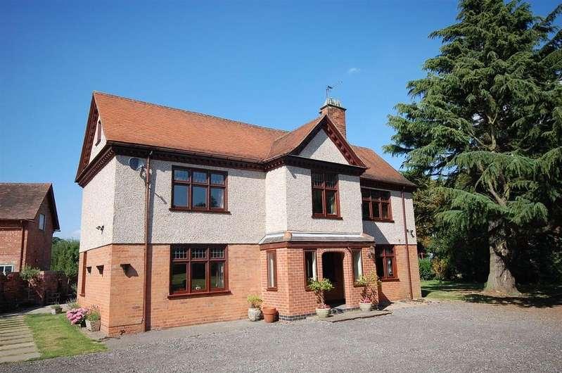 4 Bedrooms Detached House for sale in Lowdham Road, Gunthorpe, Nottingham