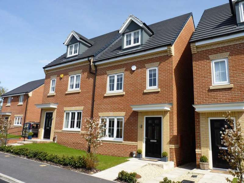 4 Bedrooms Semi Detached House for sale in Oak Drive, Harrogate
