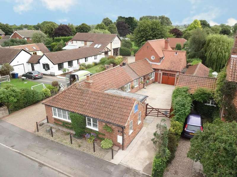4 Bedrooms Cottage House for sale in Main Street, Hickling, Melton Mowbray