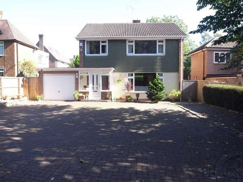 3 Bedrooms Detached House for sale in Carmel Road North, Darlington