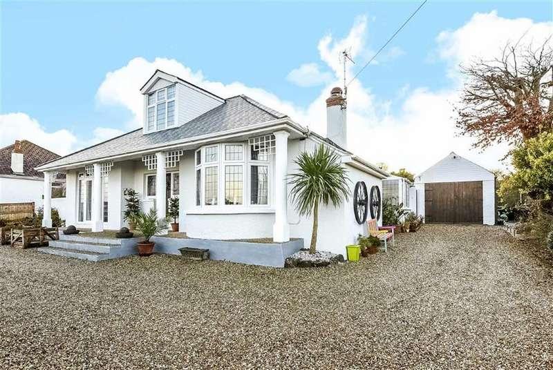 4 Bedrooms Detached House for sale in Yelland Road, Yelland, Barnstaple, Devon, EX31