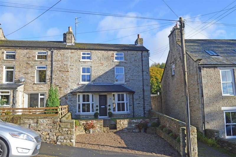 4 Bedrooms End Of Terrace House for sale in 22 Hude, Middleton in Teesdale, Barnard Castle, Durham