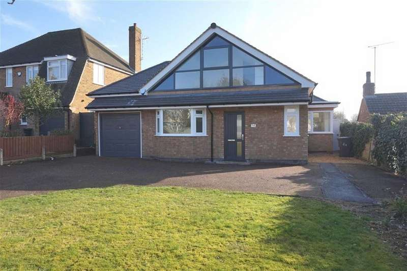 4 Bedrooms Bungalow for sale in Ring Road, Knighton, Leicester