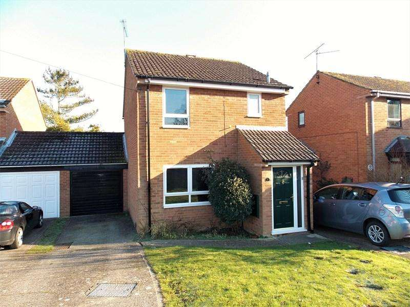 3 Bedrooms Link Detached House for sale in Delft Close, Tilehurst, Reading