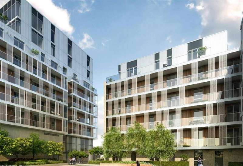 2 Bedrooms Apartment Flat for sale in Queens Park Place, London