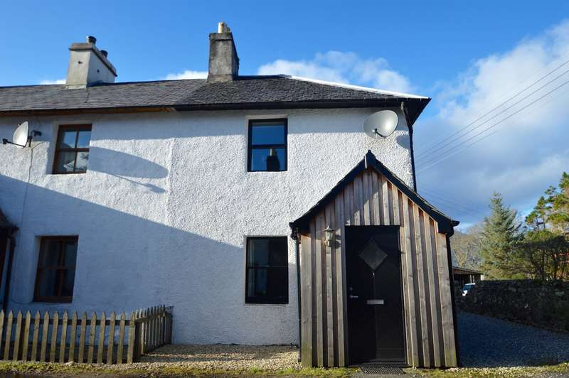 1 Bedroom Cottage House for sale in Kirkton Cottage, Glenelg, Glenelg, IV40