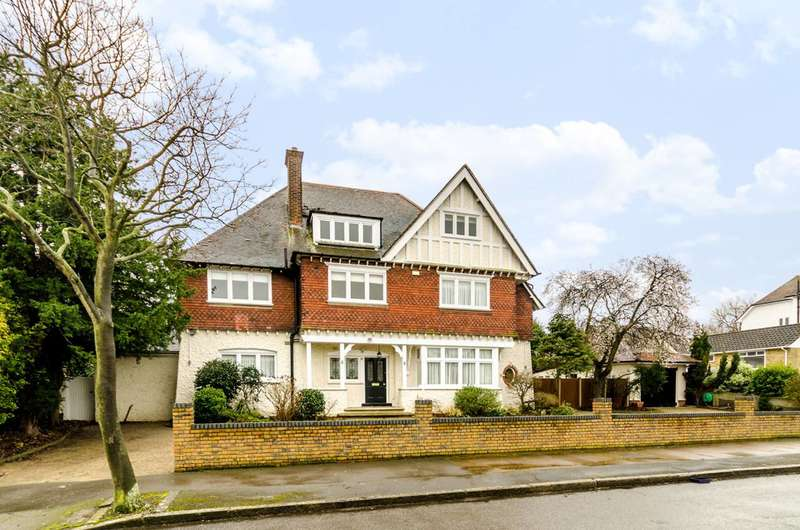6 Bedrooms Detached House for sale in Park Avenue, Bromley, BR1