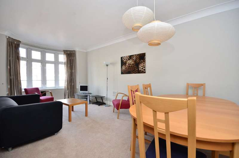 2 Bedrooms Flat for sale in Fulham High Street, Fulham, SW6
