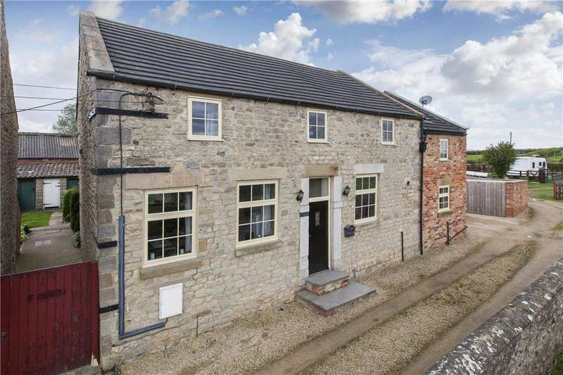4 Bedrooms Unique Property for sale in Yarnwick House, Carthorpe, Bedale